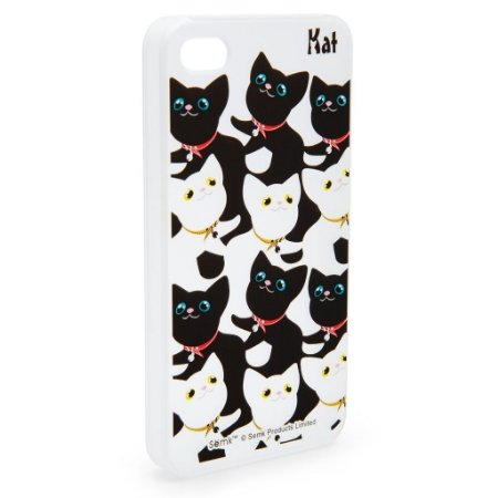 Case iPhone 4/4S Gatos