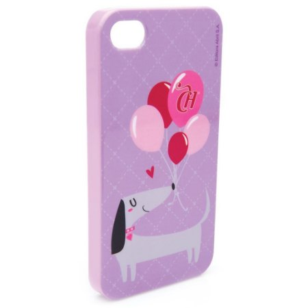 Case iPhone 4/4S Cute Dog - Capricho