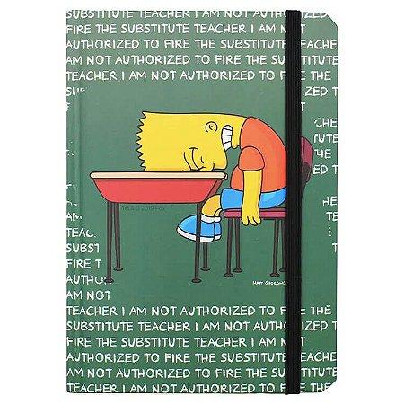Caderneta Bart Lousa - Os Simpsons - 17cm