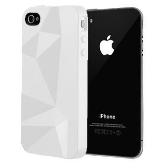 Case iPhone 4/4S - Geométrico White