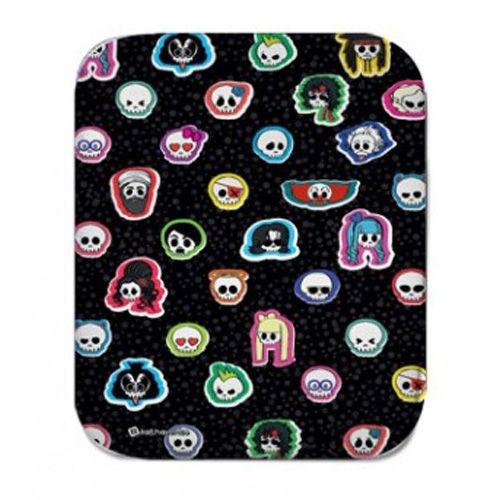 "Case iPad / Notebook 10"" - Caveiras Pop"