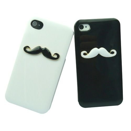 Case iPhone 4/4S - Bigode
