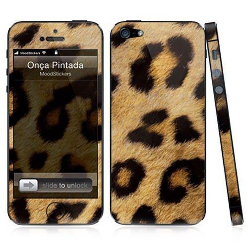 Adesivo para iPhone 5/5S - Onça