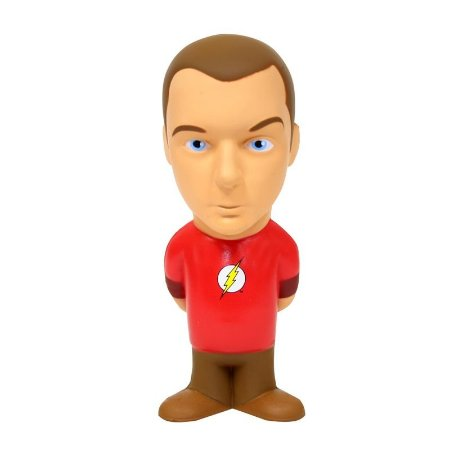 Stress Doll Sheldon - The Big Bang Theory