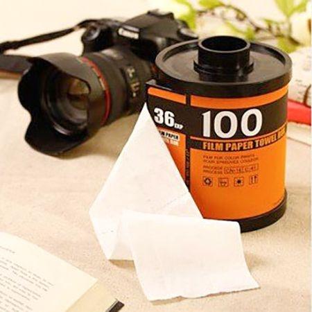 Porta-Lenço Filme Fotográfico