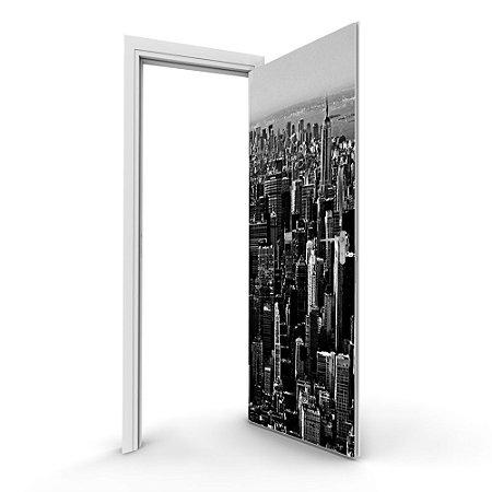 Papel para Porta Nova York