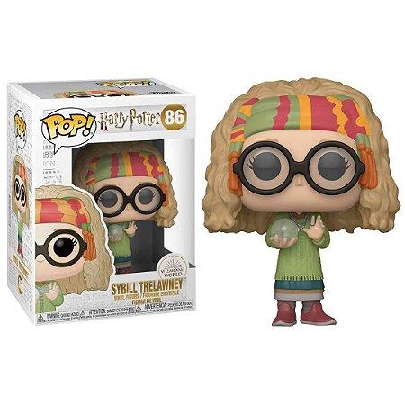 Professora Sibila Trelawney - Harry Potter - Funko Pop
