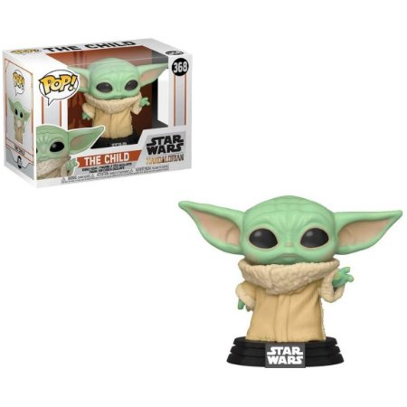 Baby Yoda - The Mandalorian - Star Wars - Funko Pop
