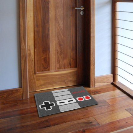 Capacho Controle de Video Game Retrô
