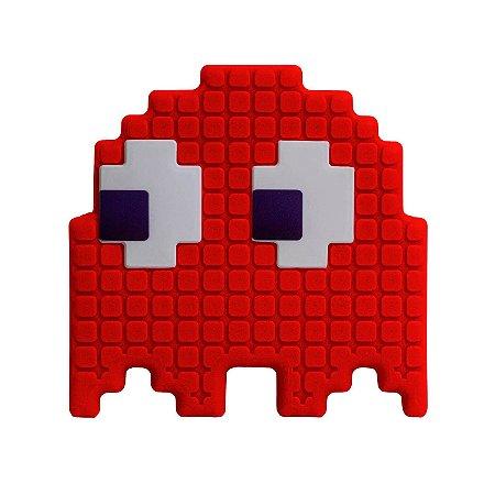 Luminária Pacman - Fantasma Vermelho