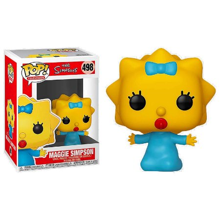 Maggie - Os Simpsons - Funko Pop