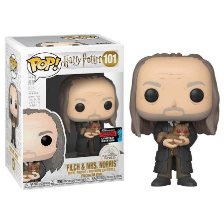 Filch - Harry Potter - Funko Pop