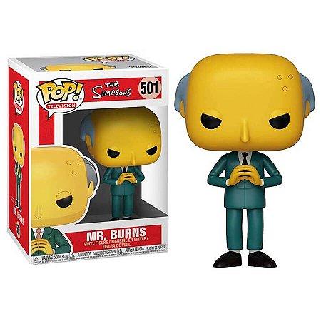 Sr. Burns - Os Simpsons - Funko Pop