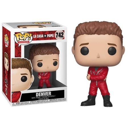 Denver - La Casa de Papel - Funko Pop
