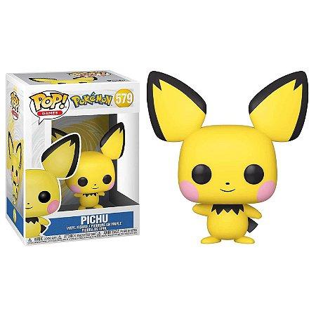 Pichu - Pokemon - Funko Pop