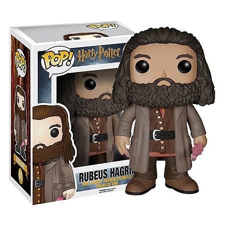 Rubeus Hagrid - Tamanho Especial - Funko Pop