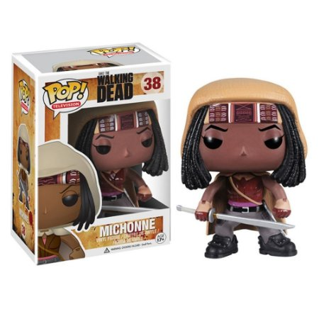 Michonne - The Walking Dead - Funko Pop