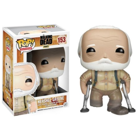 Hershel - The Walking Dead - Funko