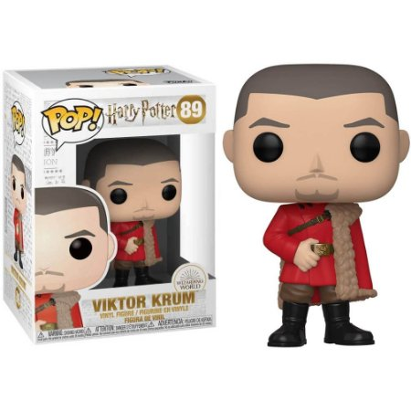 Viktor Krum - Harry Potter - Funko Pop
