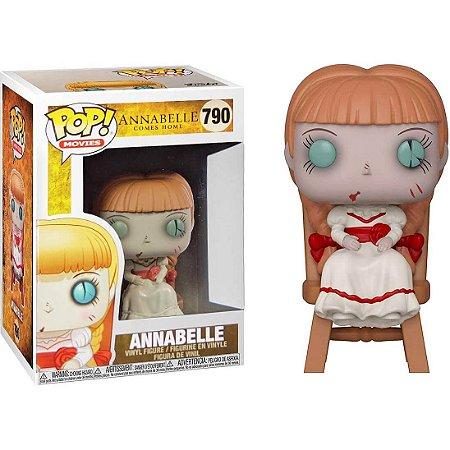 Annabelle na Cadeira - Funko Pop