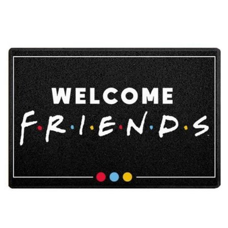 Capacho Welcome - Friends