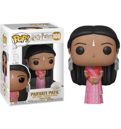 Parvati Patil - Harry Potter - Funko Pop