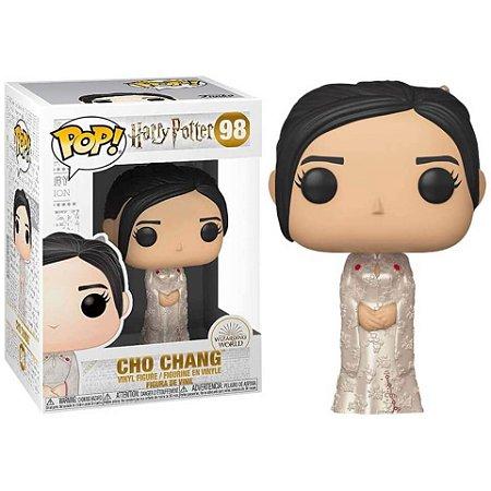 Cho Chang - Baile Tribruxo - Harry Potter - Funko Pop
