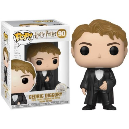 Cedrico Diggory - Baile Tribruxo - Harry Potter - Funko Pop