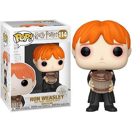 Ron Weasley - Vomitando - Harry Potter - Funko Pop