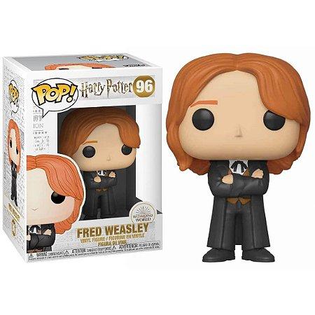 Fred Weasley - Baile Tribruxo - Harry Potter - Funko Pop