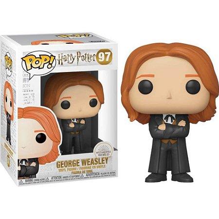 George Weasley - Baile Tribruxo - Harry Potter - Funko Pop