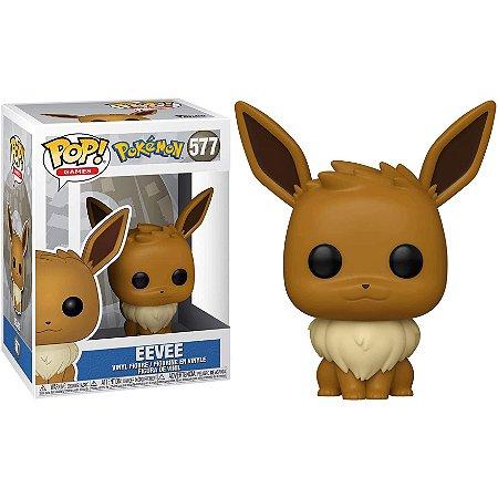 Eevee - Pokemon - Funko Pop