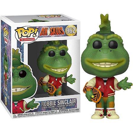 Robbie Sinclair - Família Dinossauro - Funko Pop