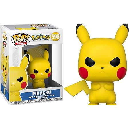 Pikachu Bravo 598 - Pokemon - Funko Pop