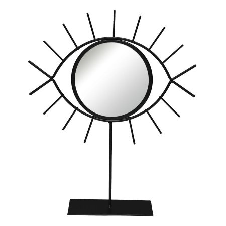 Espelho de Mesa Olho Preto