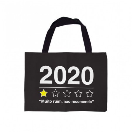 Sacola Bolsa Ecobag - Avaliação 2020 - Não Recomendo