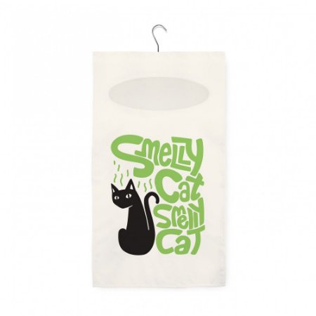Saco de Roupa Suja - Smelly Cat - Friends