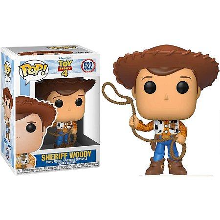 Woody (522) - Toy Story - Funko Pop