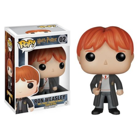 Ron Weasley - Harry Potter - Funko Pop