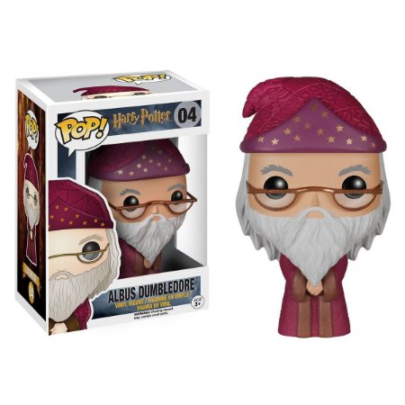 Albus Dumbledore (04) - Harry Potter - Funko Pop