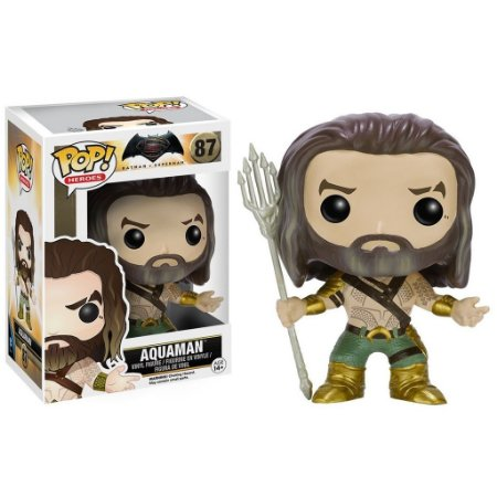 Aquaman - Batman vs Superman - Funko Pop