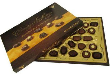 Chocolate Secrets Fino Sortido Importado da Polônia