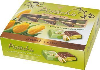 Chocolate Solidarnosc de Pistache