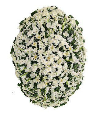 Coroa de Flores Brasilia 7 | Faixa de Homenagem Grátis
