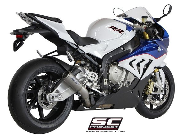 SC-PROJECT CR-T BMW S1000RR 2015/2016 TITANIUM