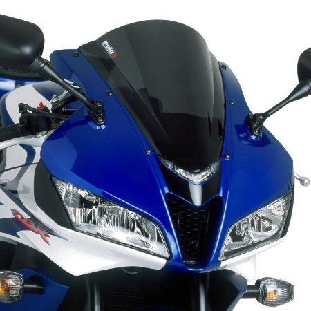 PUIG RACING HONDA CBR 600RR 2007 A 2012 FUME ESCURO 4356F