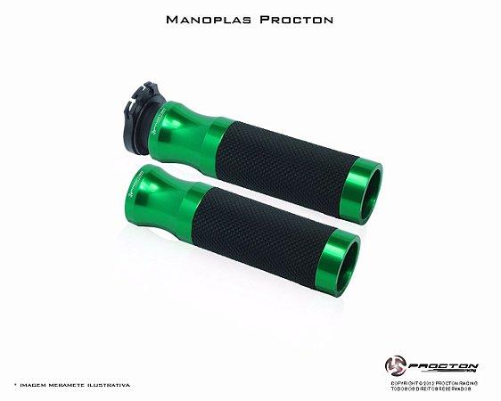 Manopla Procton Universal Verde