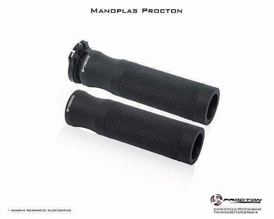 PROCTON MANOPLA UNIVERSAL PRETO - FOSCO