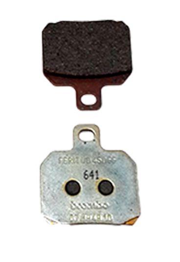 PASTILHAS DE FREIO TRASEIRO BREMBO CARBON AGUSTA F3 675/800