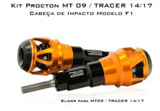 PROCTON SLIDER F1 YAMAHA MT O9/ TRACER
